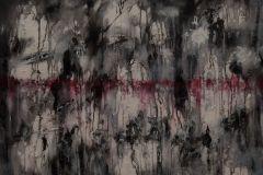 Bloody Black 70x90 - 400 euro