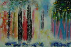 Children's Forest 60x90 - 380 euro