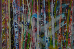Magic Forest 100X70 - sold