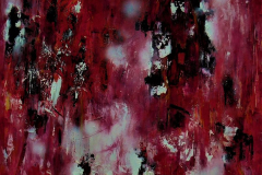 Lightening Red 70x70 - 350 euro