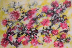 Real-Flowers? 100x140 - 600 euro