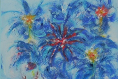 Out of the blue 50x100 - 370 eruo